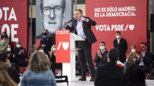 José Manuel Franco dimite como secretario general del PSOE de Madrid