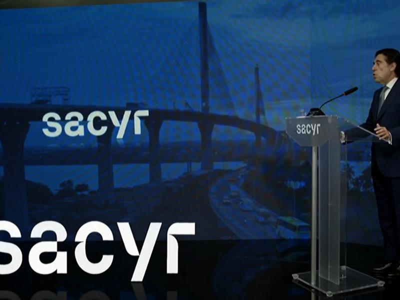 Sacyr ganó 26 millones hasta marzo, un 19% menos, pero eleva un 17% su Ebitda