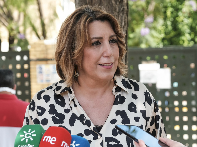 Susana Díaz se anticipa a Ferraz y pide adelantar las primarias en Andalucía