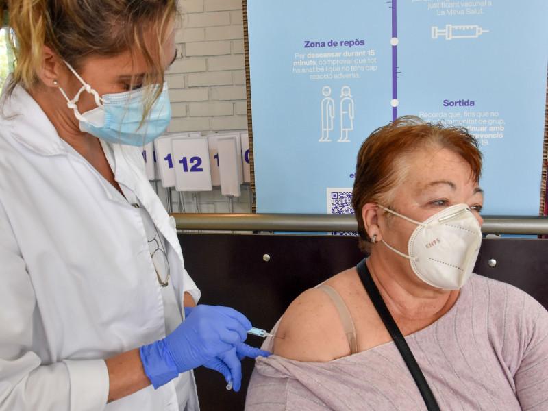 Madrid empieza la vacunación de menores de 60 años frente a la Covid-19
