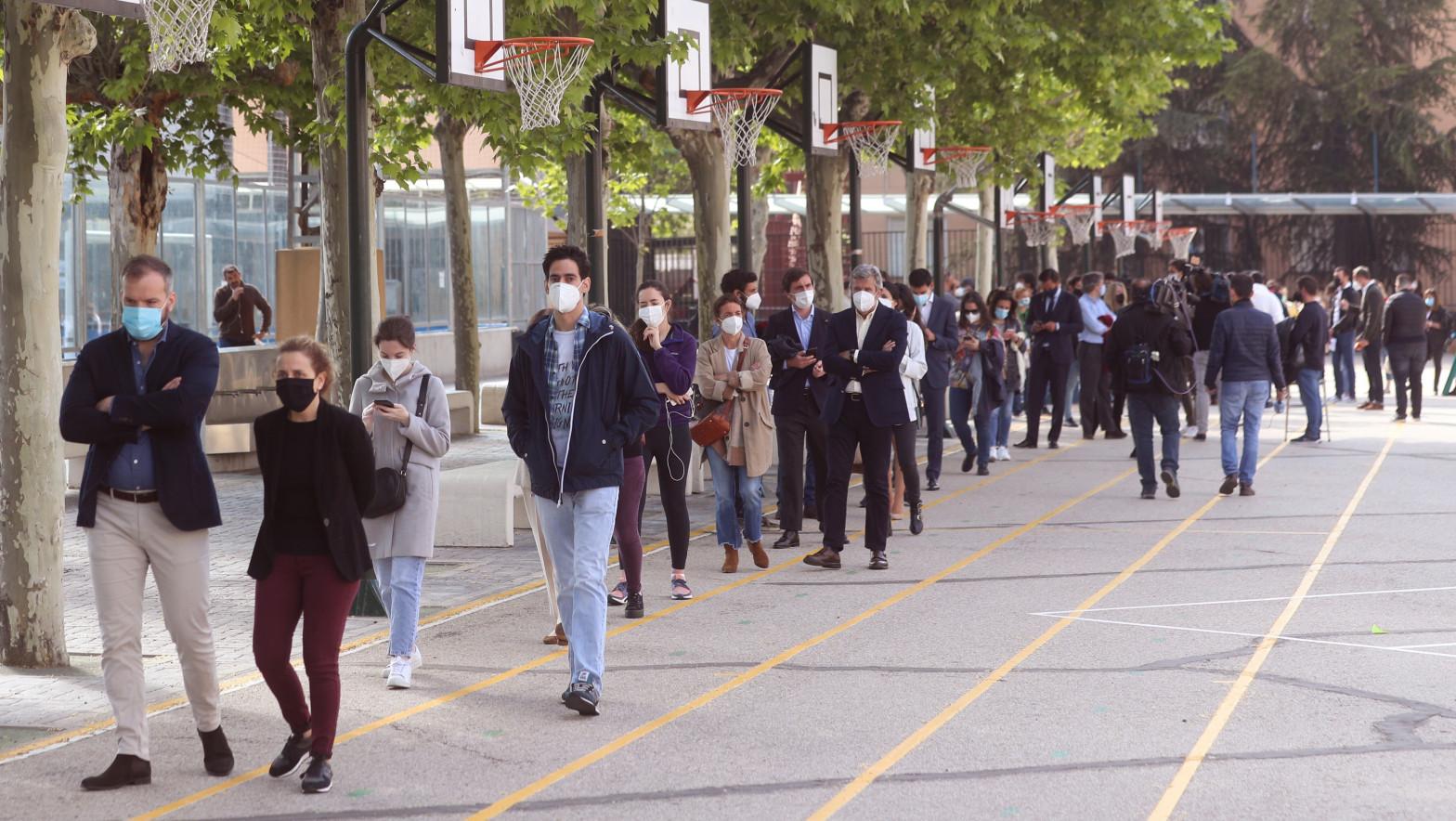 Elecciones en Madrid: días de furia y berberechos