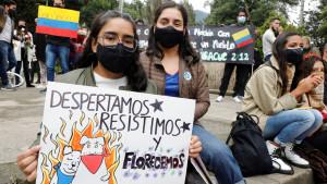Colombia: violencia y brecha digital