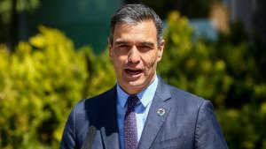 """Sánchez afirma que """"el ritmo de vacunación va como un tiro"""""""