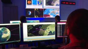 El Ejército del Aire realiza un seguimiento de la trayectoria de los restos del cohete chino