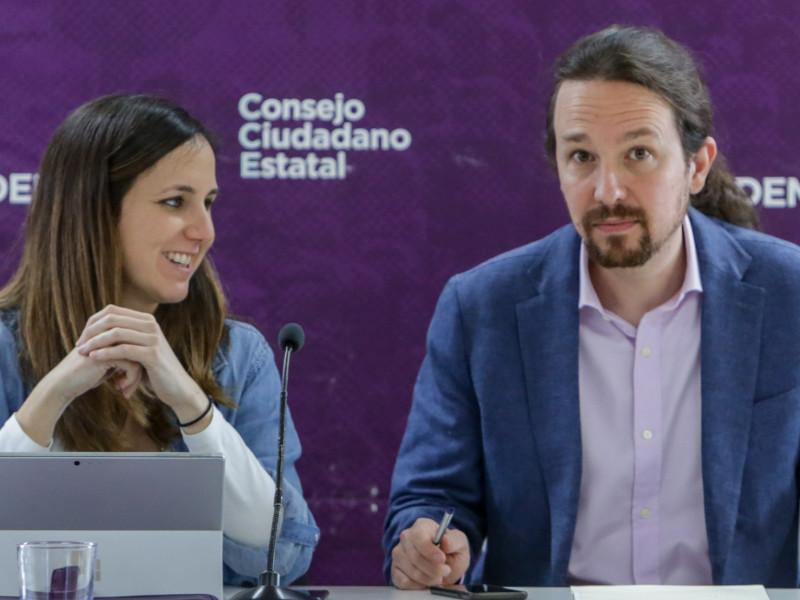 Podemos inicia este viernes el proceso para relevar a Pablo Iglesias