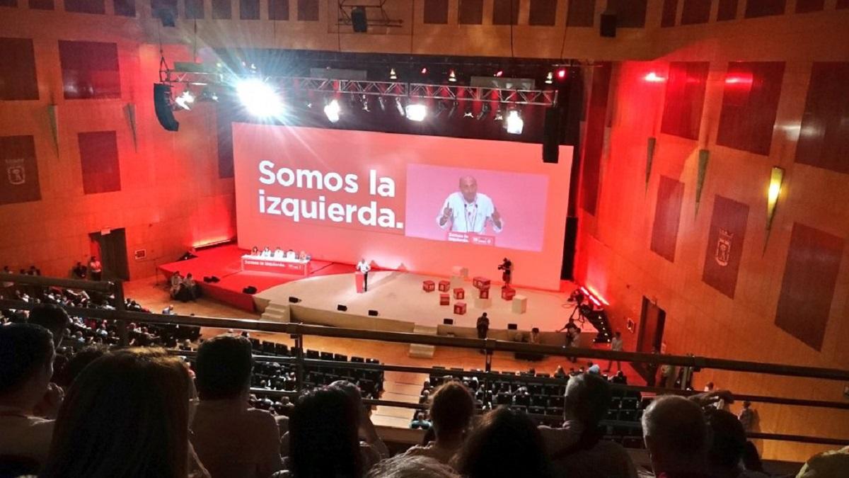 Luis Ángel Hierro, ponente de economía del Congreso federal del PSOE.