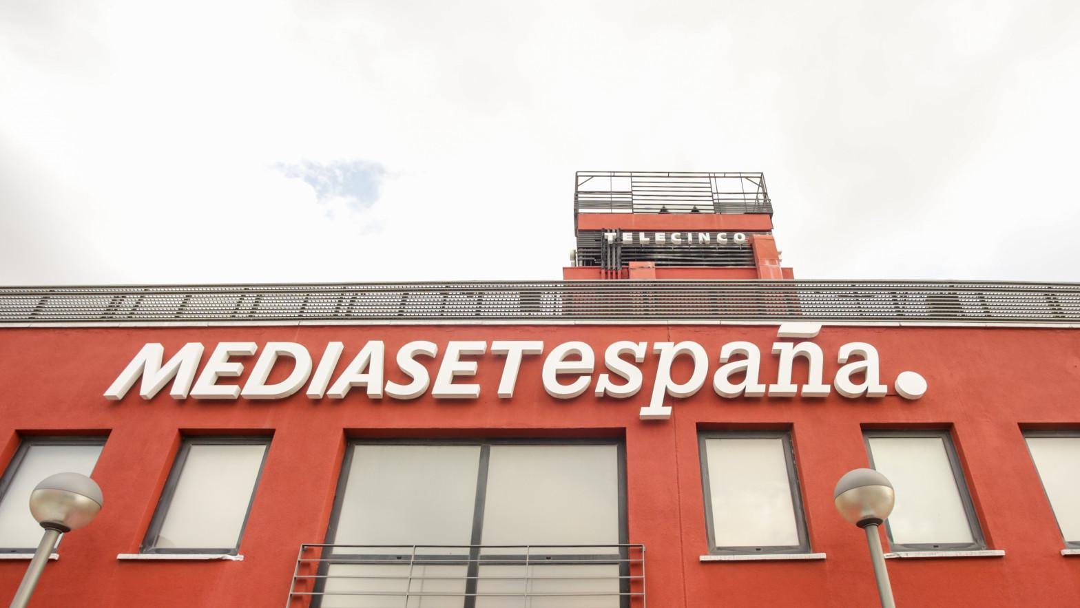 Mediaset España ganó un 24,9% menos hasta marzo por la caída de la publicidad