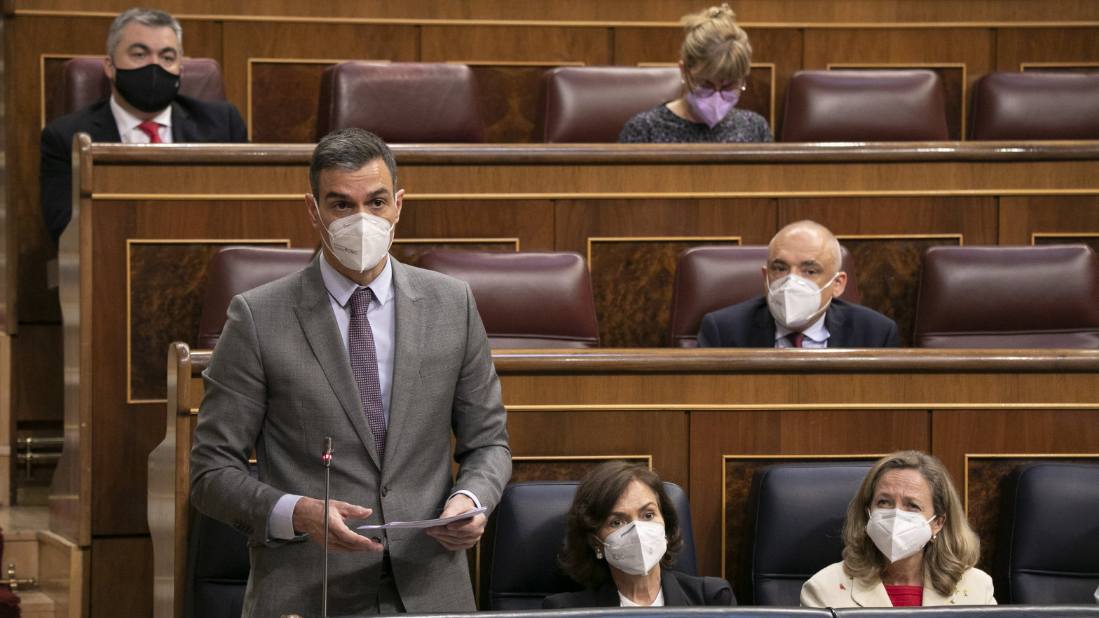 El Gobierno teme una derrota parlamentaria del decreto que traslada al Supremo la gestión del coronavirus