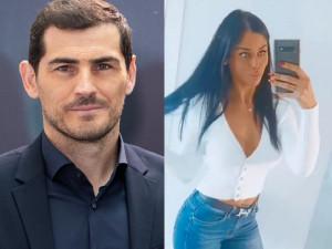 Sale a la luz una modelo que asegura llevar dos años con Iker Casillas