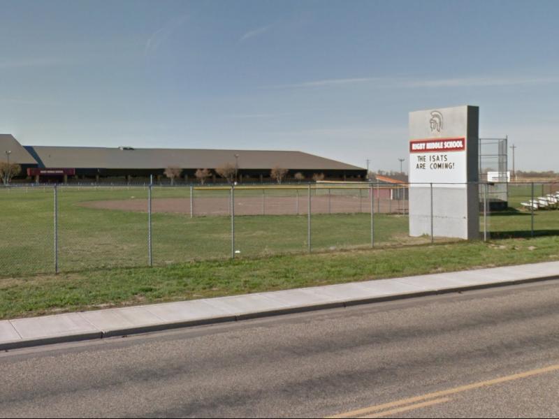 Detenido un estudiante como sospechoso de un tiroteo en un colegio de Idaho