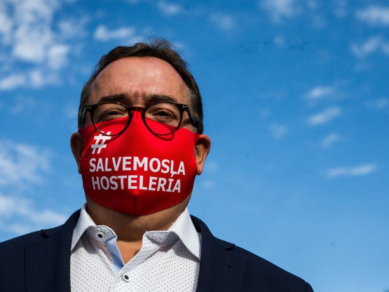 """José Luis Yzuel: """"Carmen Calvo lamentará las declaraciones de los berberechos. Nos ha ninguneado"""""""
