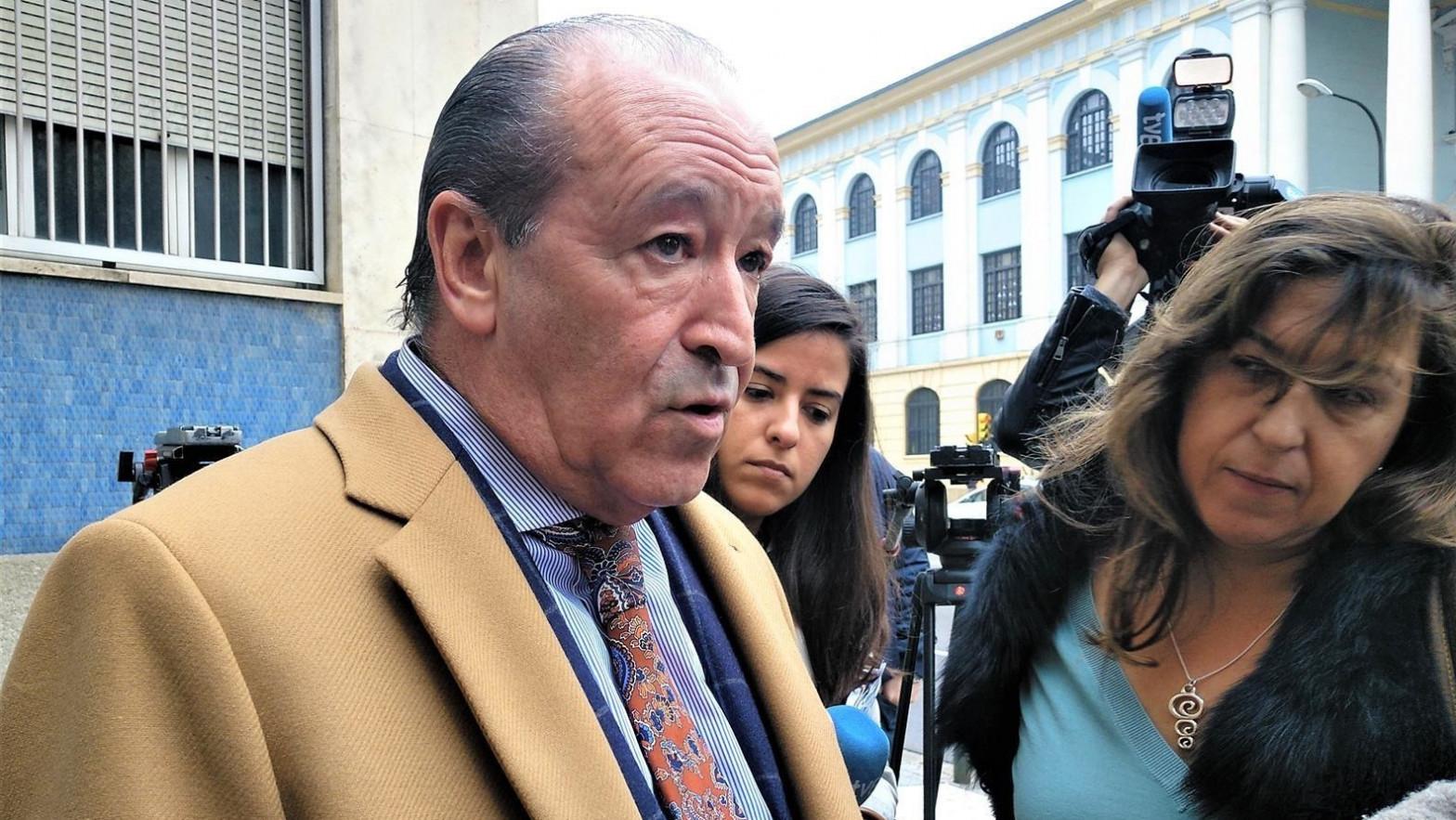 Arranca el juicio contra el 'Rey del cachopo', acusado de matar a su novia