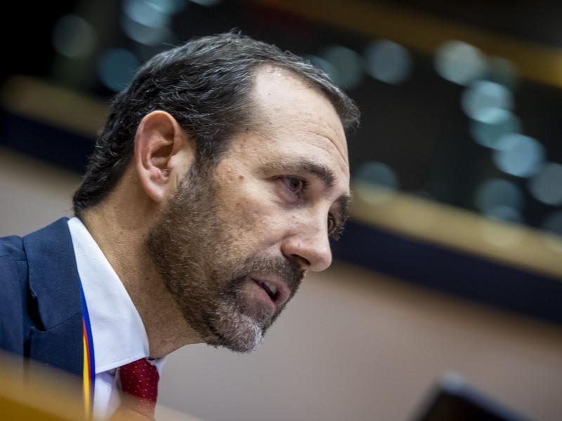 Ciudadanos denuncia ante el Parlamento Europeo el plan de Sánchez para imponer peajes en autovías y carreteras