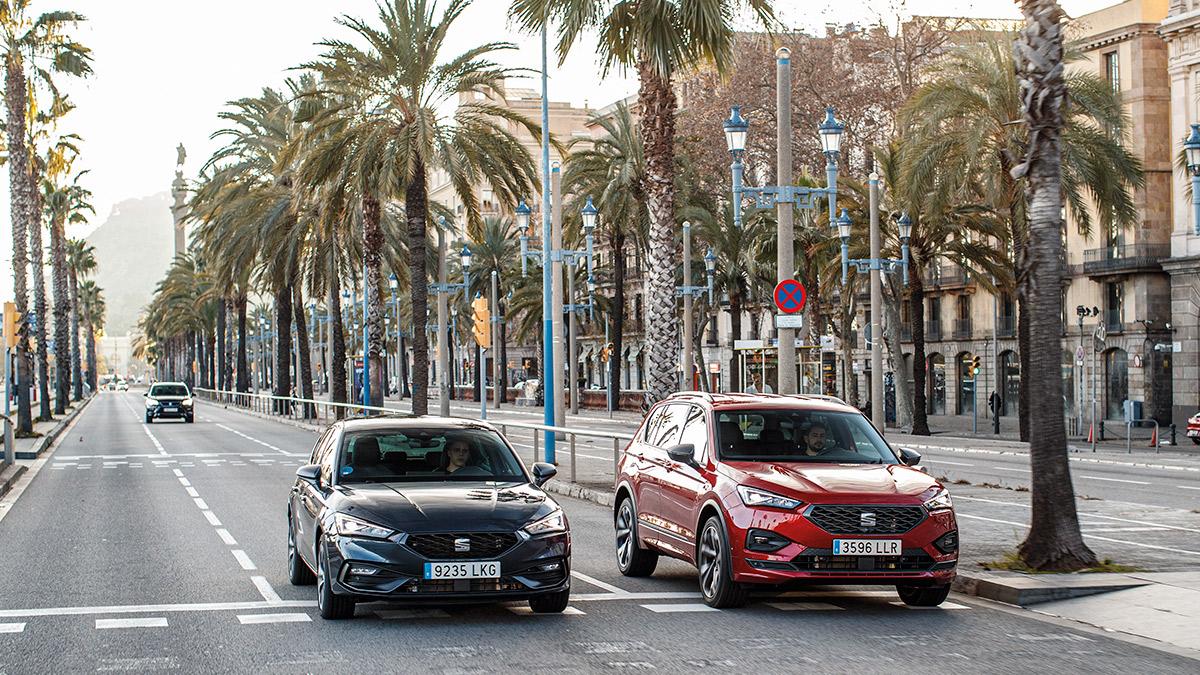 El presente es híbrido: Seat impulsa las tecnologías alternativas con los nuevos León y Tarraco