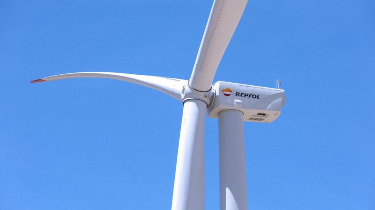 Repsol inicia las obras de 'Delta II', su 'megaproyecto' eólico en Aragón