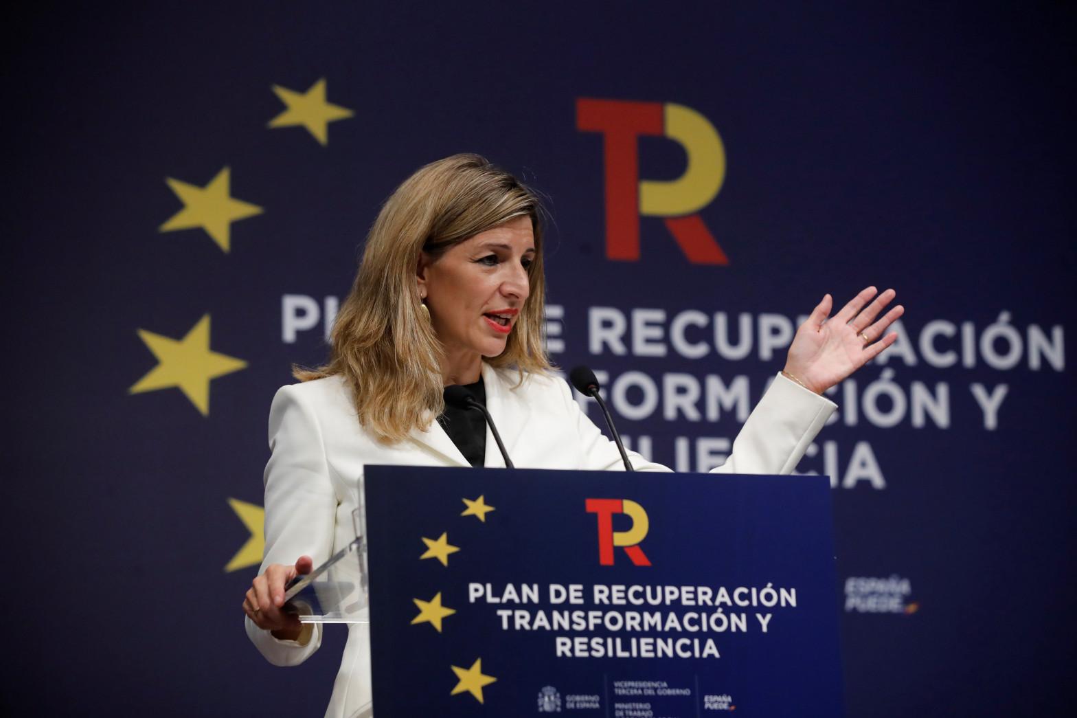 CCOO aconseja a Yolanda Díaz prescindir de Podemos y buscar una confluencia con Errejón