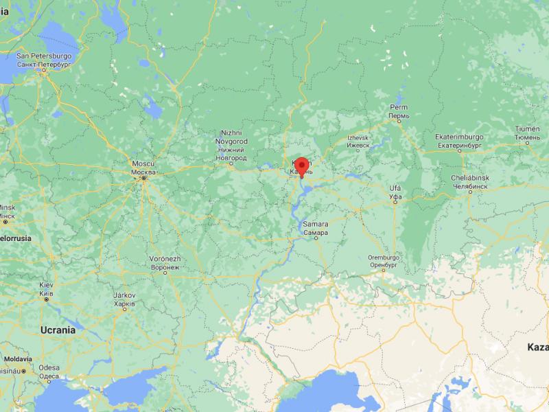 Mueren nueve niños y un profesor en un tiroteo en una escuela en Rusia