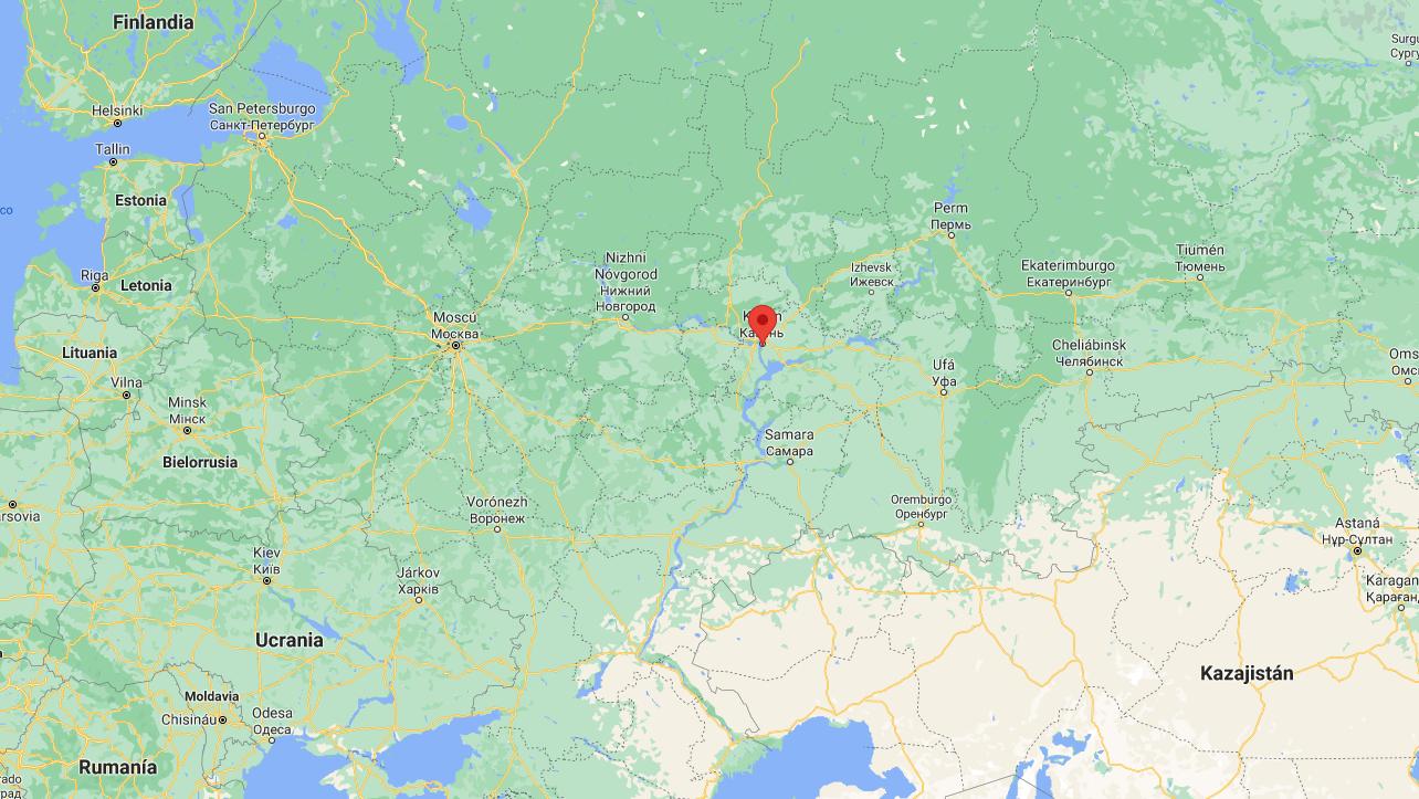 Asesinan a nueve niños y un profesor en un tiroteo en una escuela en Rusia