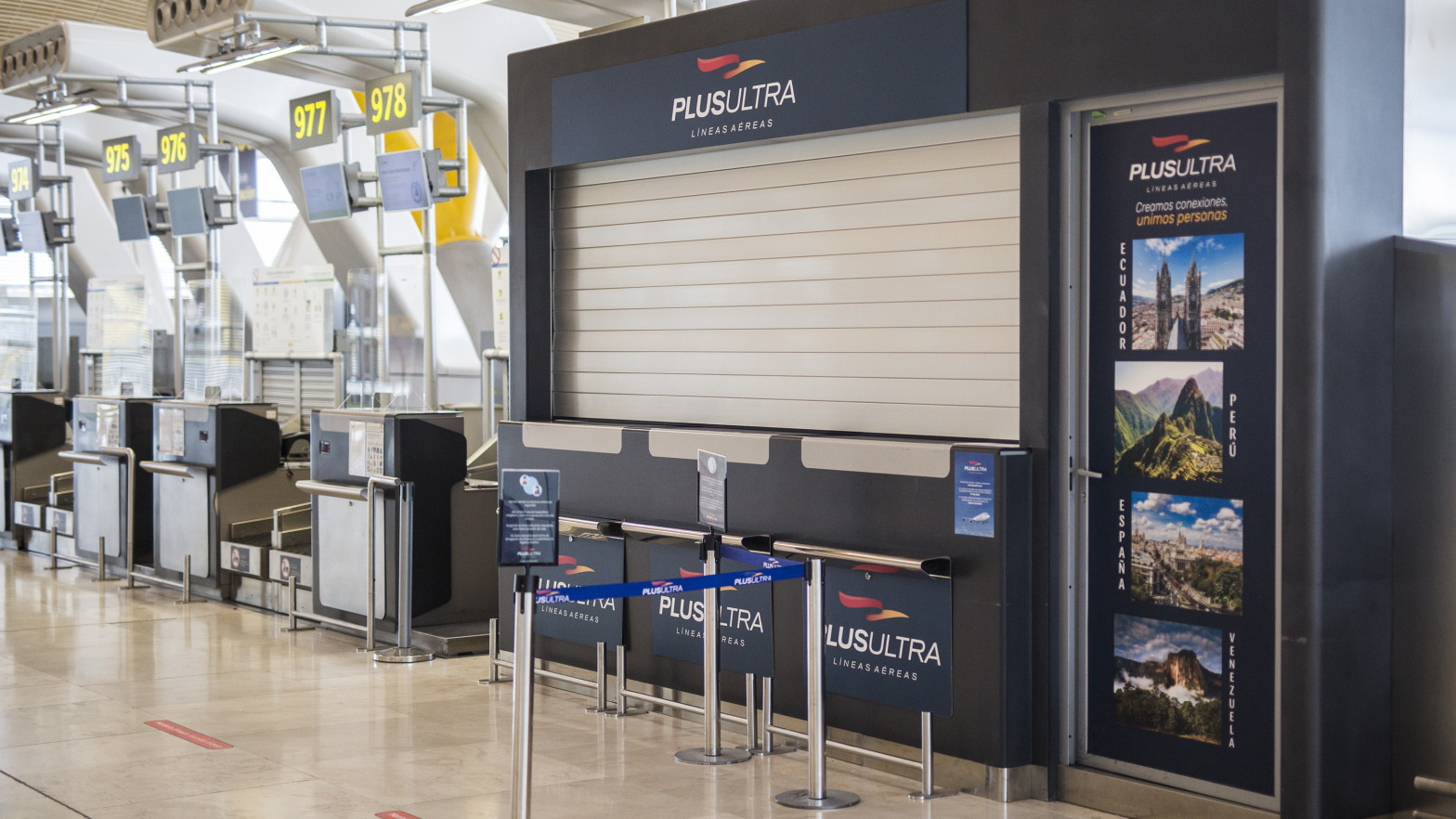 Plus Ultra ya es la aerolínea con más denuncias por pasajero en la pandemia