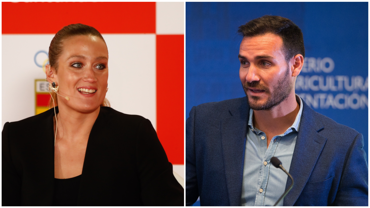Saúl Craviotto y Mireia Belmonte serán los abanderados de España en los Juegos Olímpicos de Tokio