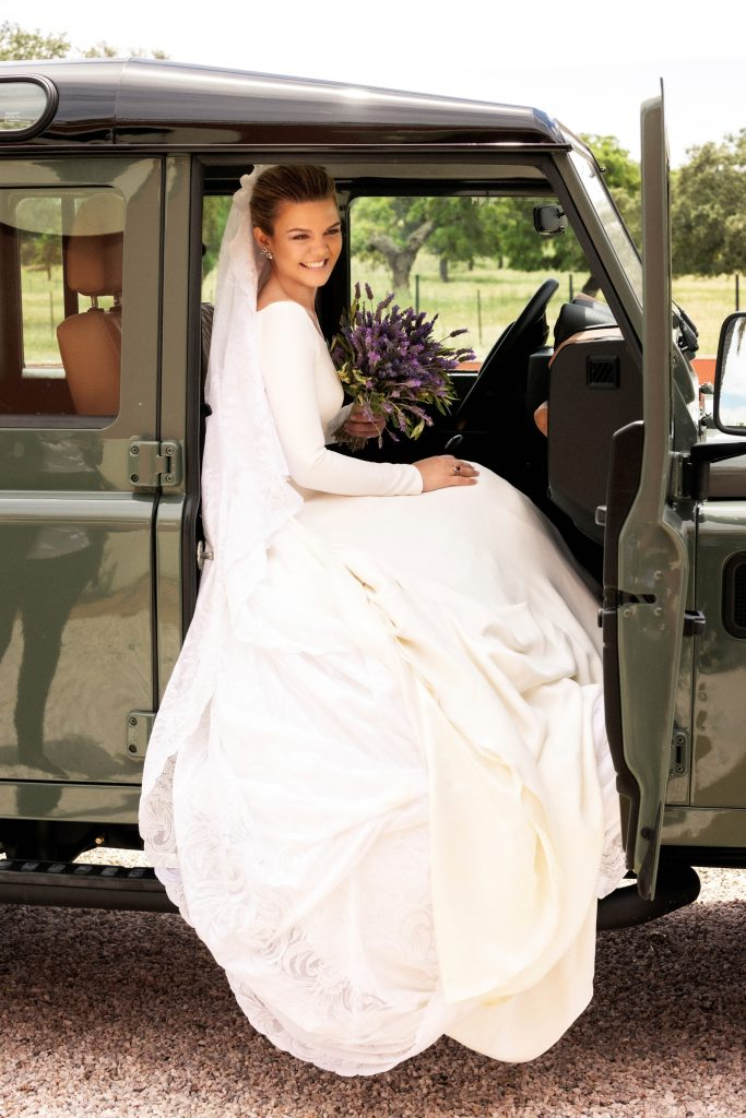 El vestido de la novia, Alejandra Ruiz Rato