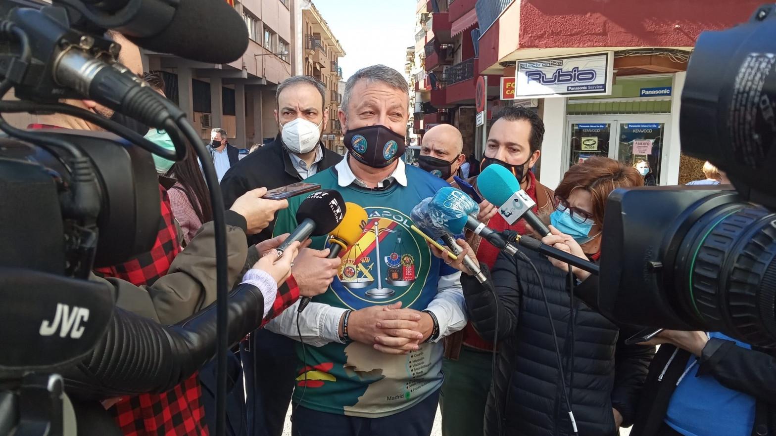 """Jupol acusa a su líder de """"gastos no justificados"""" y plantea su expulsión"""