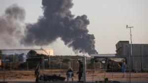 Israel denuncia el lanzamiento de tres misiles desde Líbano a su costa norte