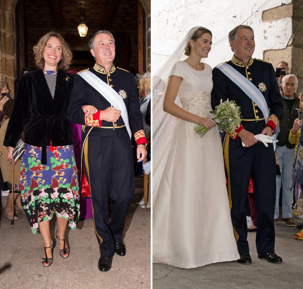 La boda de una hija de Michavila también se celebró en Candeleda