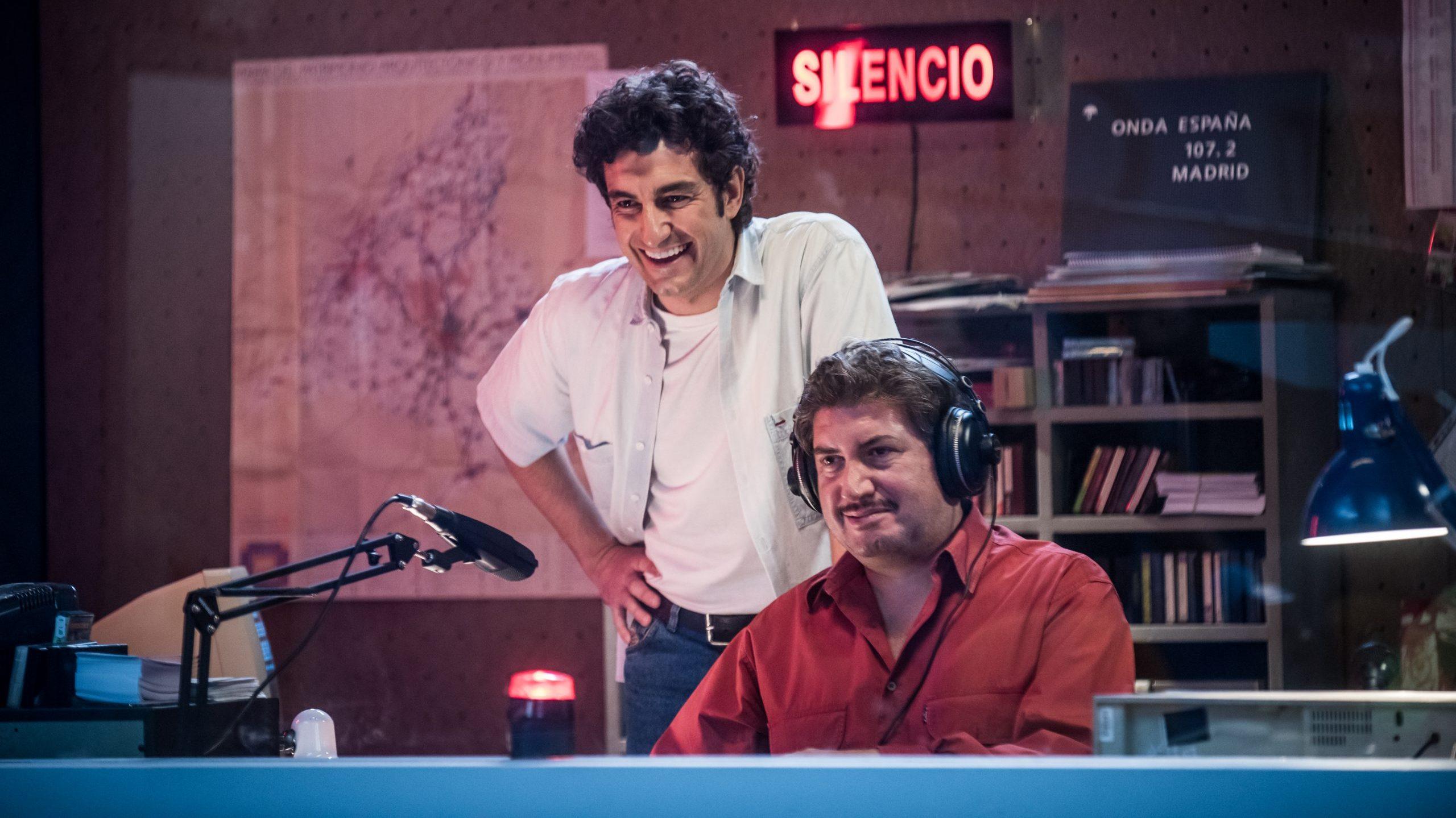 Miki Esparbé en 'Reyes de la noche'.