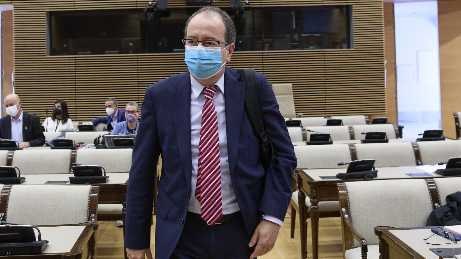 """El presidente del Consejo de Transparencia pide más dinero """"para blindar su independencia"""""""