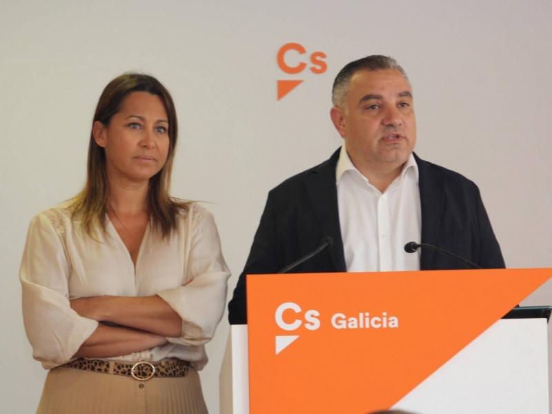 El 'número dos' de Ciudadanos en las elecciones gallegas abandona el partido