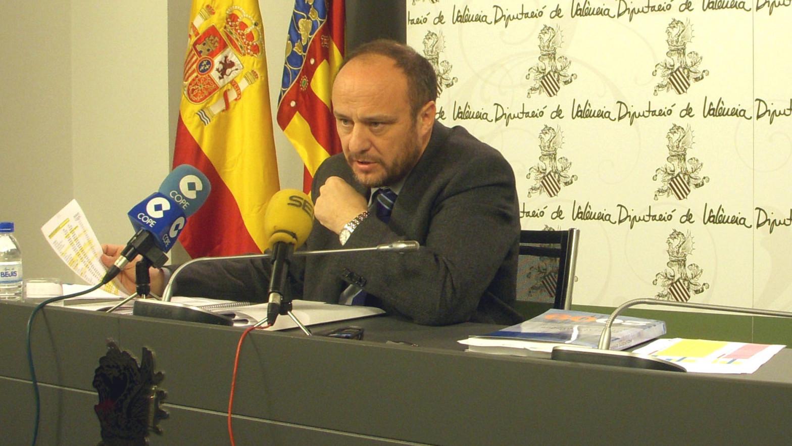 Detienen al subdelegado del Gobierno en Valencia acusado de cobrar sobornos en una trama urbanística