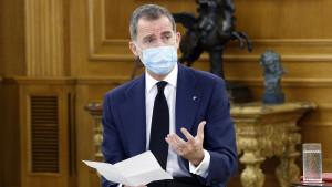 Echo en falta al Rey Felipe VI en la crisis de Ceuta con Marruecos