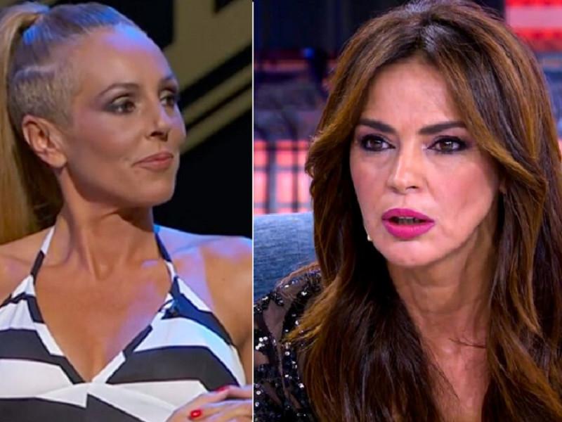 Rocío Carrasco relata por qué intentó agredir Olga Moreno