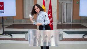 """Ayuso defiende que en Madrid la gente puede hacer lo que le dé """"la gana"""", pero apela a la responsabilidad"""