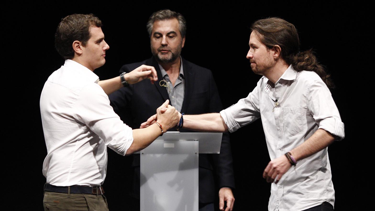 Del 15-M al 'fachaleco': la década prodigiosa de Pablo Iglesias