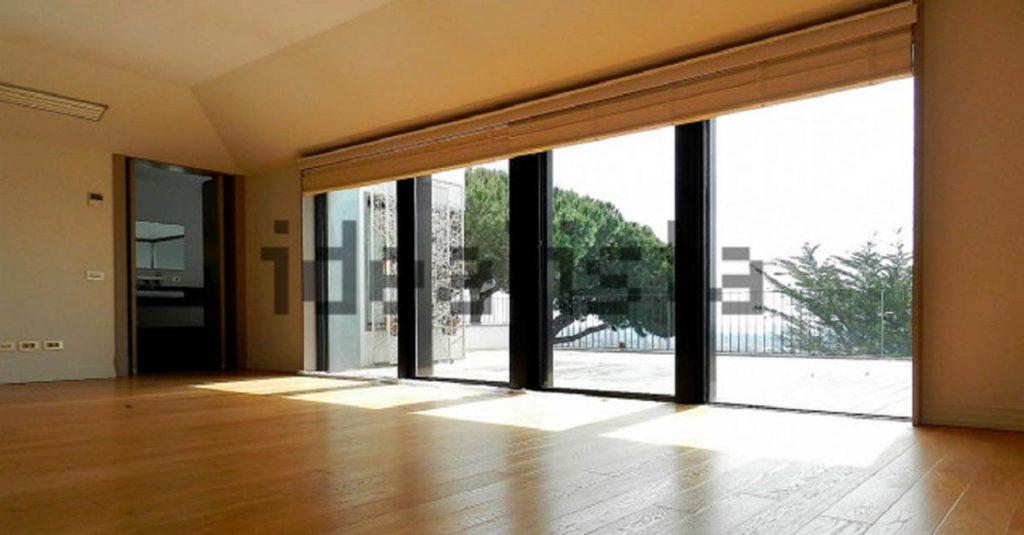 Interior de la nueva casa de Pep Guardiola