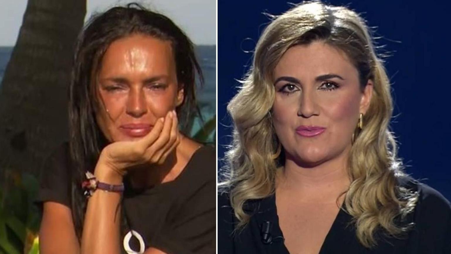 La hermana de Olga Moreno amenaza a Carlota Corredera