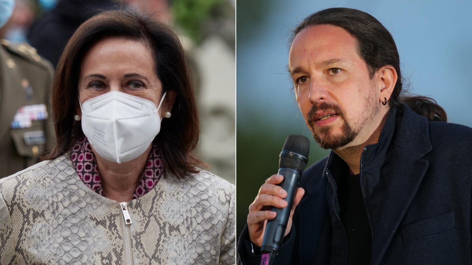 Robles se opuso a que Iglesias entrase en el órgano de control del CNI