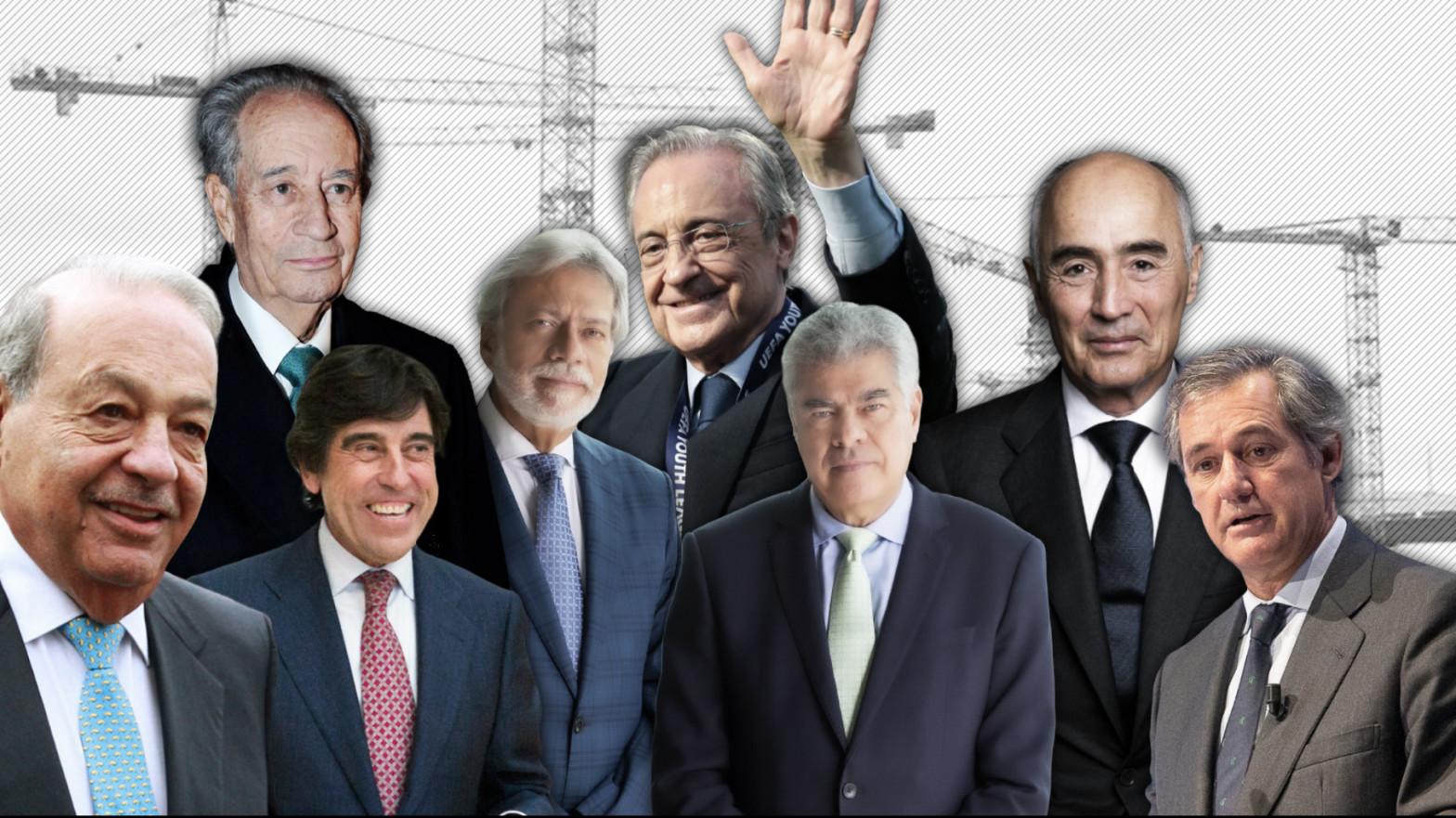 Cambio de ciclo en los reinos de Florentino y compañía