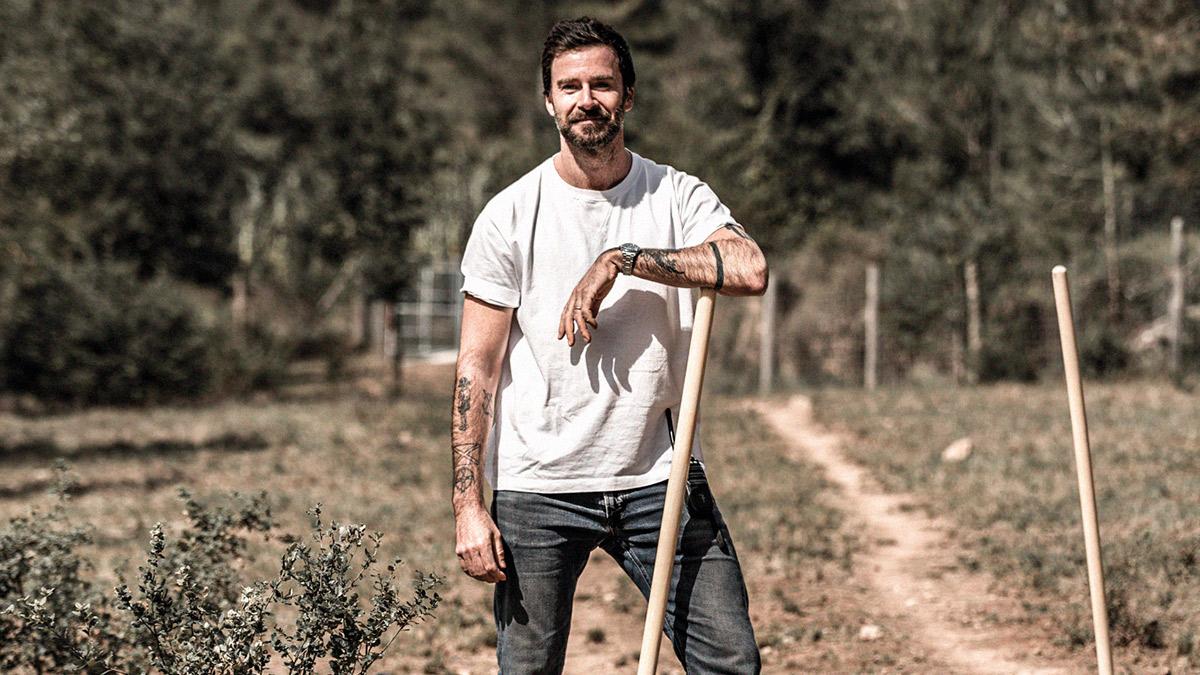 Fernando Ojeda: plantar árboles para frenar el cambio climático