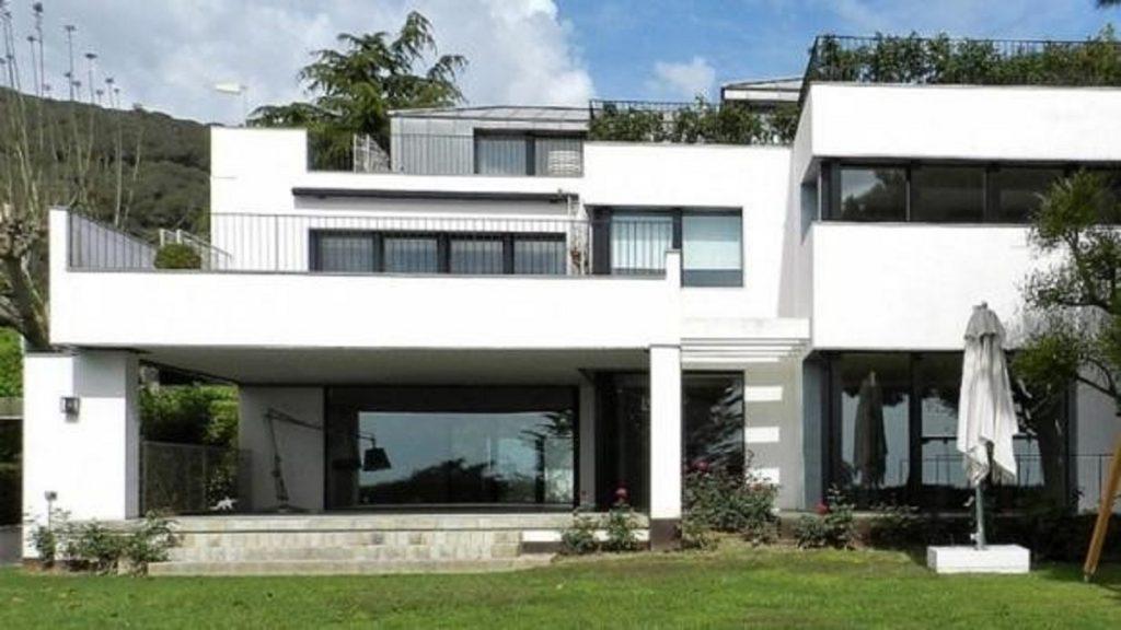 Así es la casa que Pep Guardiola ha comprado por 10 millones de euros en Barcelona.