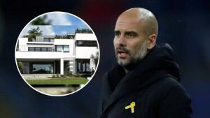Pep Guardiola se compra esta casa de diez millones de euros en Barcelona