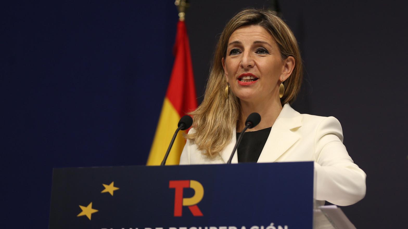 Vox recurre el decreto con el que Pedro Sánchez integró a Yolanda Díaz en el CNI