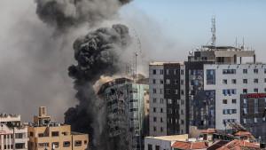 Egipto anuncia una ayuda de más de 400 millones para reconstruir la Franja de Gaza