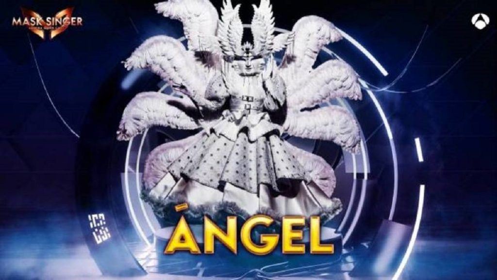 Ángel, máscara de 'Mask Singer 2'.