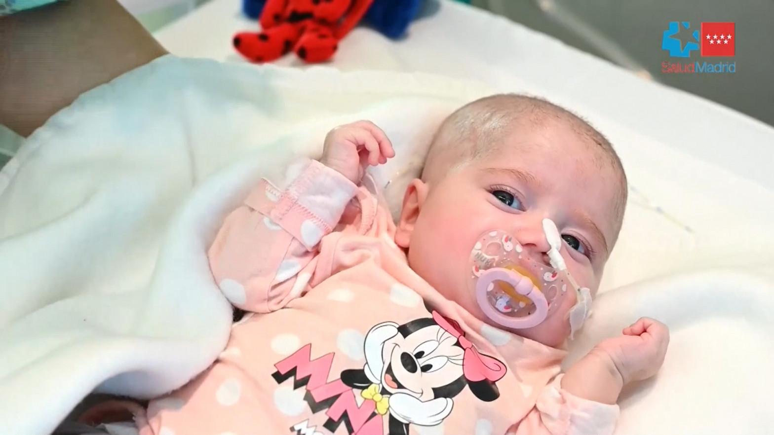 El Hospital Gregorio Marañón realiza un trasplante de corazón en asistolia y grupo sanguíneo incompatible a un bebé