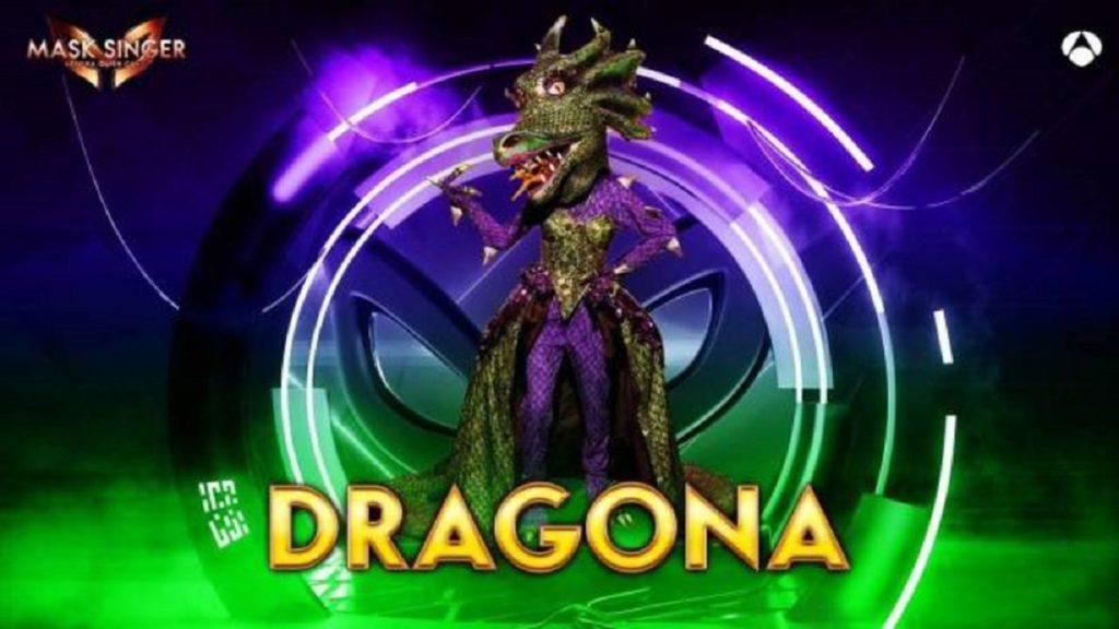 Dragona, máscara de 'Mask Singer 2'