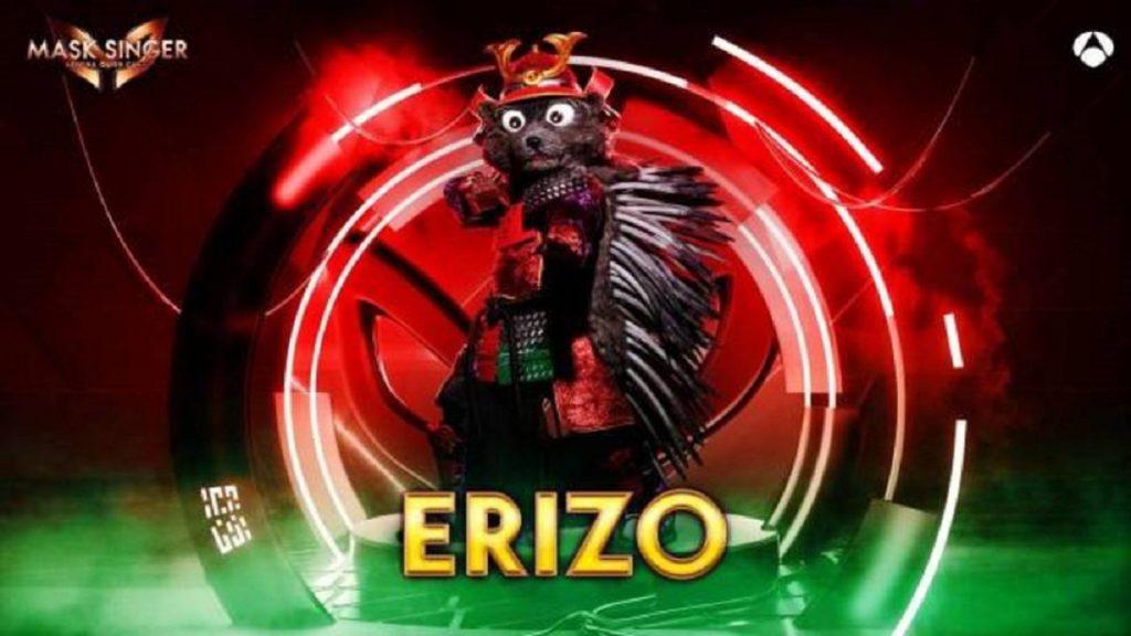 Erizo, máscara de 'Mask Singer 2'