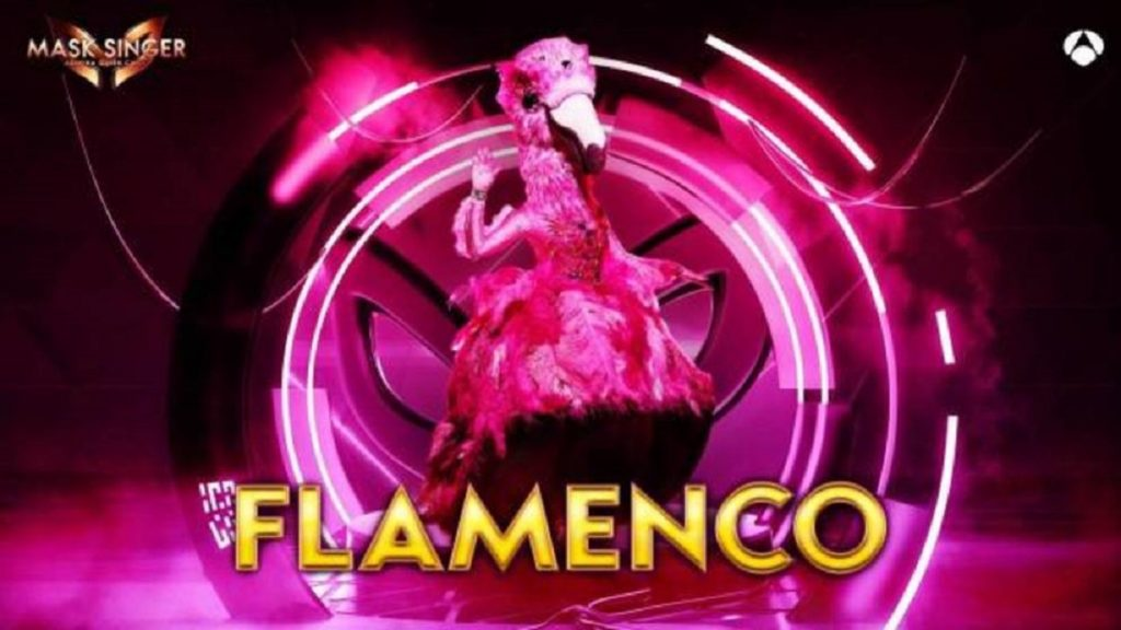 Flamenco, máscara de 'Mask Singer 2'